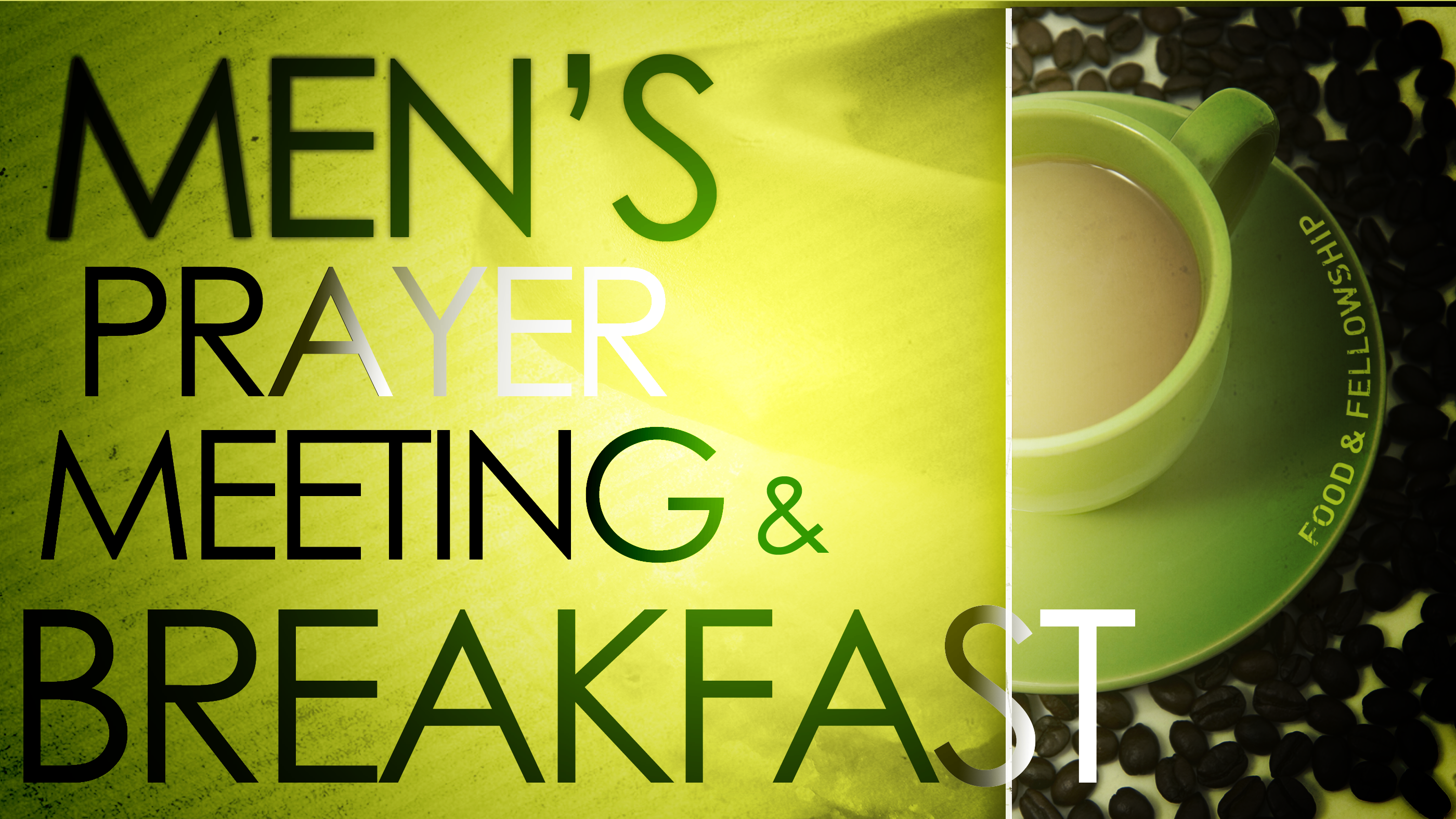 Prayer & Breakfast
