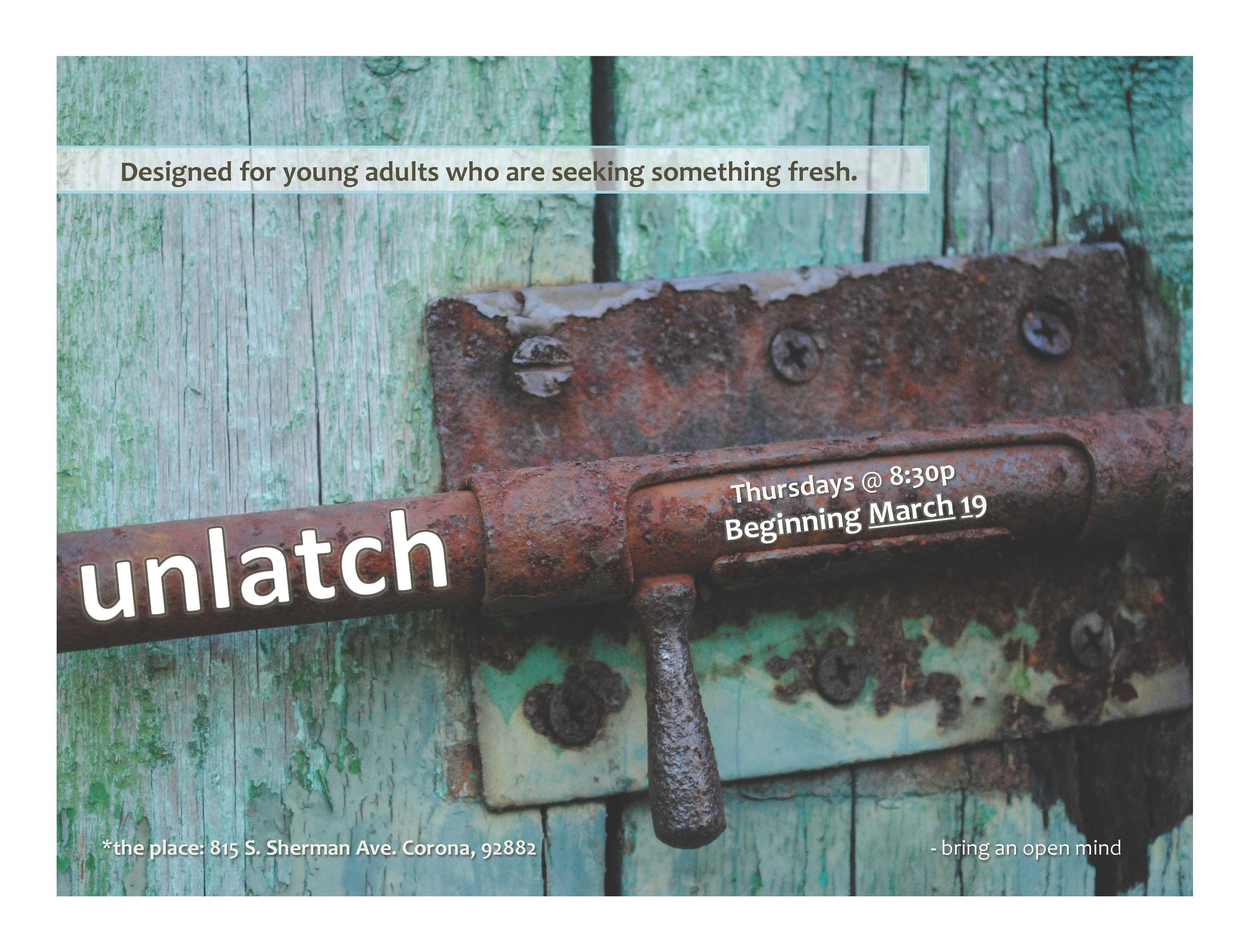 Unlatch
